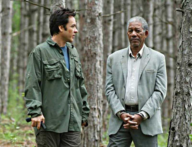 The Contract Culebra Morgan Freeman John Cusack