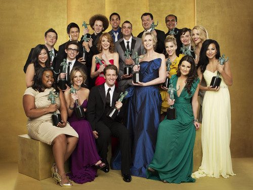 Glee SAG Awards 2010